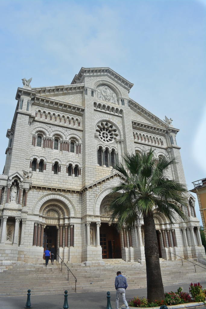 Cathedral at Monaco