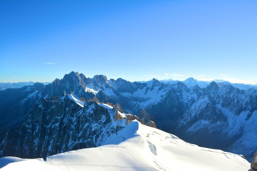 Aiguille du Midi - A Apline must see