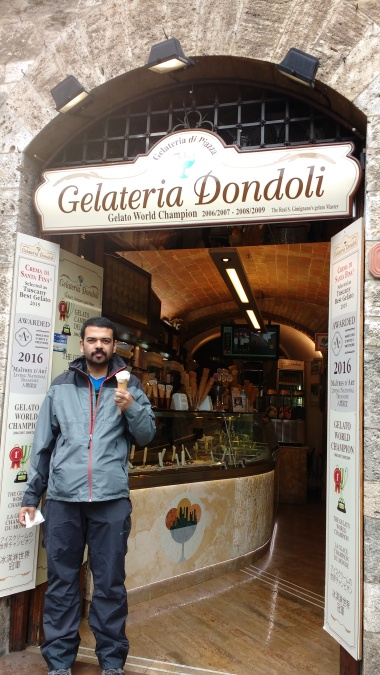 With the best gelato in the world